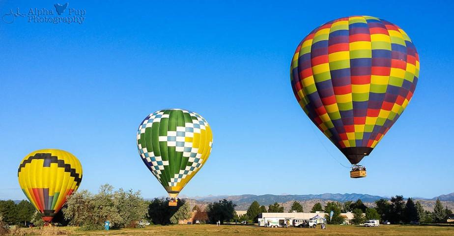 Balloon Lift Off