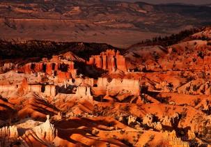 Bryce Canyon Sunset Walls