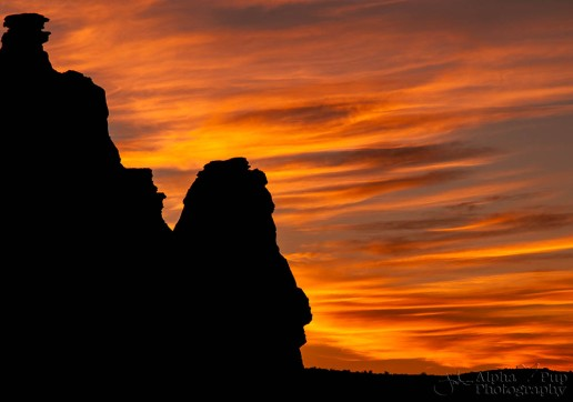 Patient Impatience - Chaco Canyon National Historic Park - New Mexico