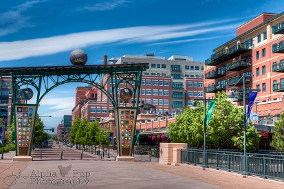 Rockies Gateway - Coors Field - Denver, CO