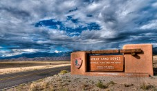 Stormy Entrance - Great Sand Dunes National Park - Colorado