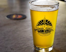 Green Chile Beer San Luis Valley Brewing
