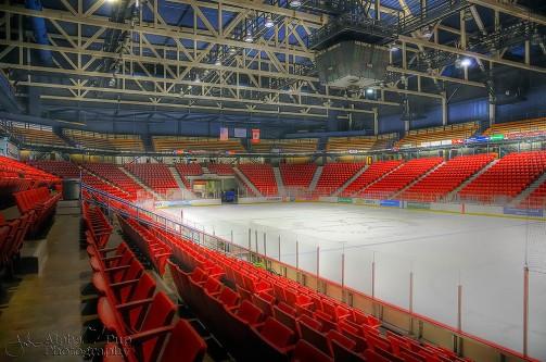 1980 Hockey Rink - Lake Placid, NY