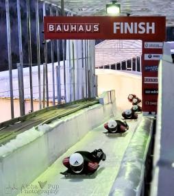 Skeleton Practice - 2012 World Championships at Lake Placid