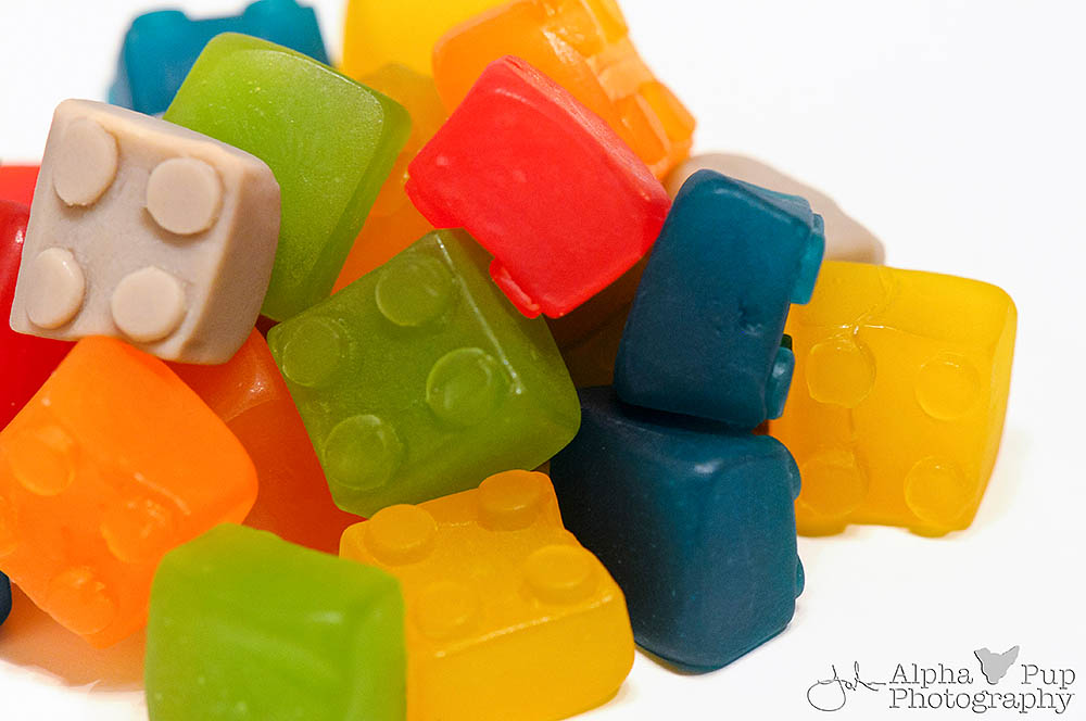 lego fruit snacks alpha pup photography