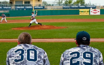 Watching & Waiting - Penn State Baseball