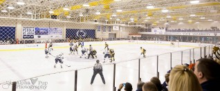 Penn State vs. American International College - Opening Night Men's Varsity Ice Hockey - Opening Face-off