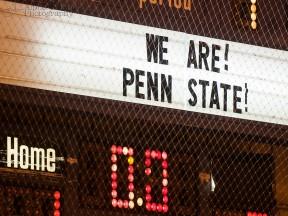 Scoreboard Truth - Penn State University