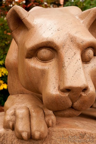 The Nittany Lion - Penn State University - University Park, PA