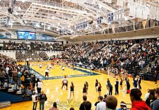 Penn State vs. Indiana University - Women's Volleyball - Match Point