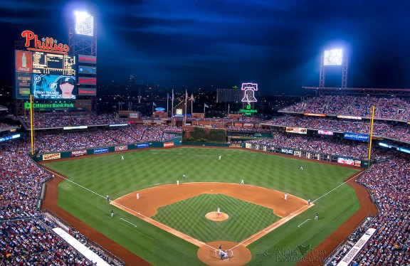 Philadelphia Phillies vs. Florida Marlins - August 2009