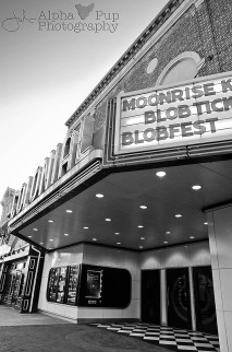 The Colonial Theater for Blobfest - Phoenixville, PA