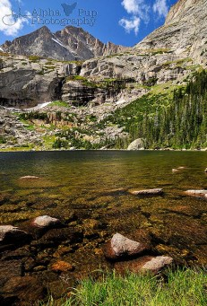 Black Lake - Rocky Mountain National Park - Colorado
