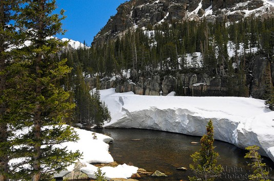 To The Loch - Rocky Mountain National Park