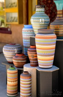 Pottery - Santa Fe, New Mexico