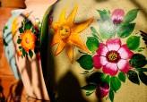 Shadowed Flower Pots - San Diego, CA