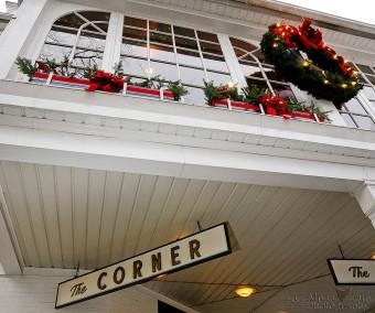 The Corner Room in Winter - State College, Pennsylvania