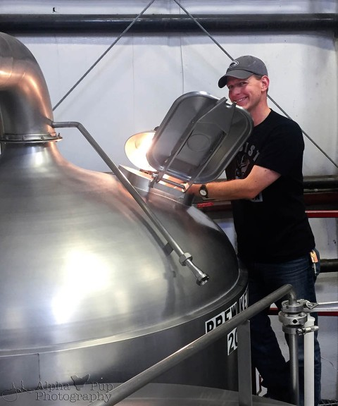 Hopping the Brew