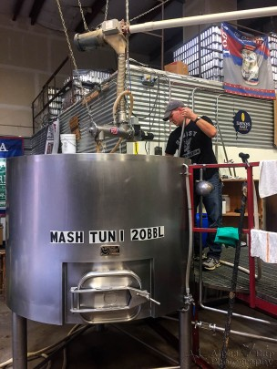 Mixing the Mash