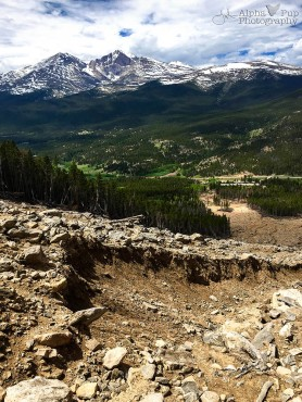 Mudslide & Longs Peak