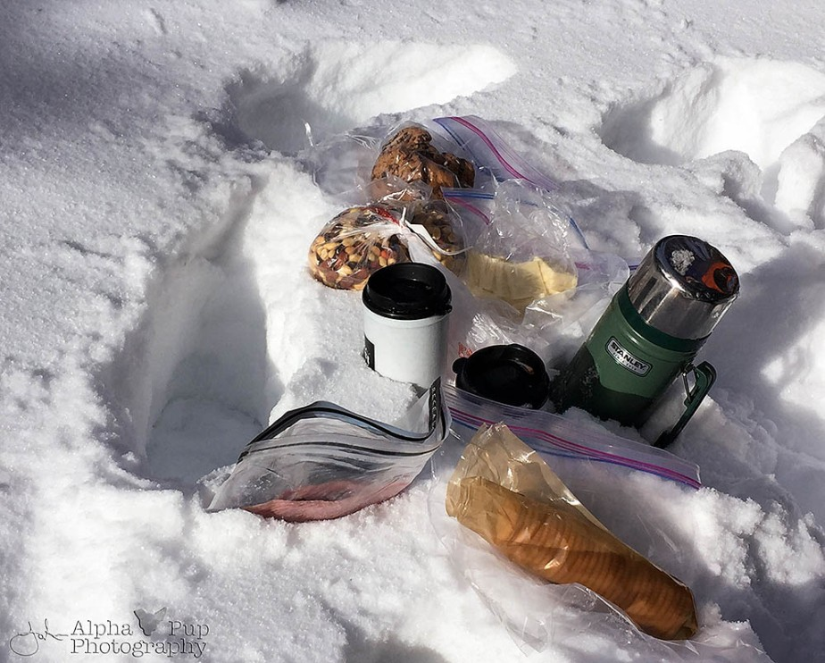 Snowshoe Gourmet Lunch