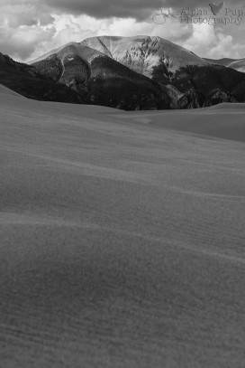 Sand Becomes Mountain
