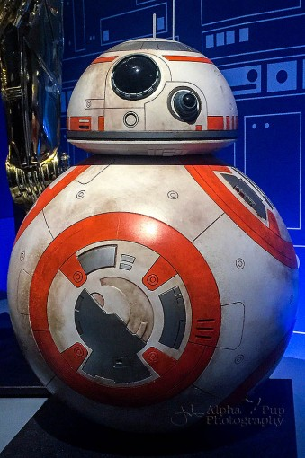 BB-8 - The Force Awakens