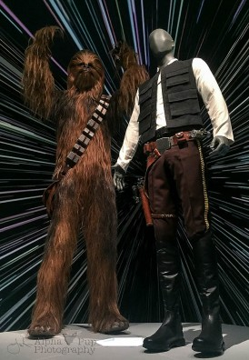 Han & Chewy - Return of the Jedi