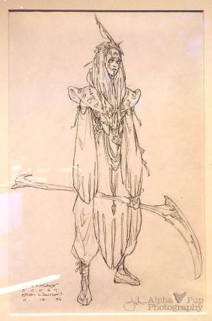 Darth Maul Still Evolving - The Phantom Menace