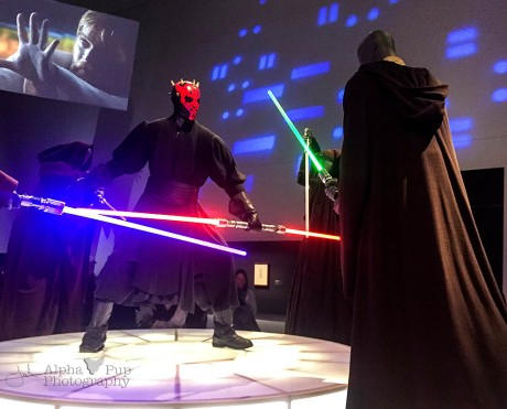 Jedi Lightsaber Battle