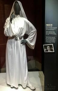 Princess Leia's Empire Strikes Back Gown