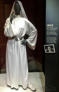 Princess Leia's Empire Strikes Back Gown