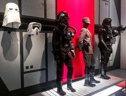 Array of Imperial Uniforms