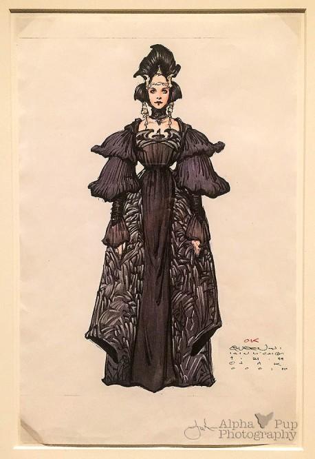 Queen Amidala Concept Art