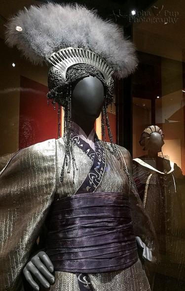 Queen Apailana Funeral Gown