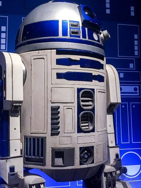 Majestic R2-D2 - A New Hope