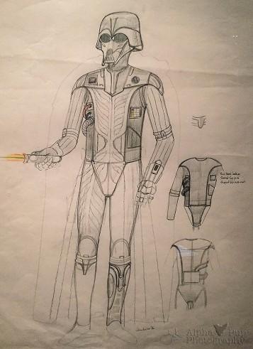 Vader Evolves - A New Hope