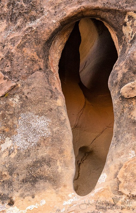 Slot Canyon Hole