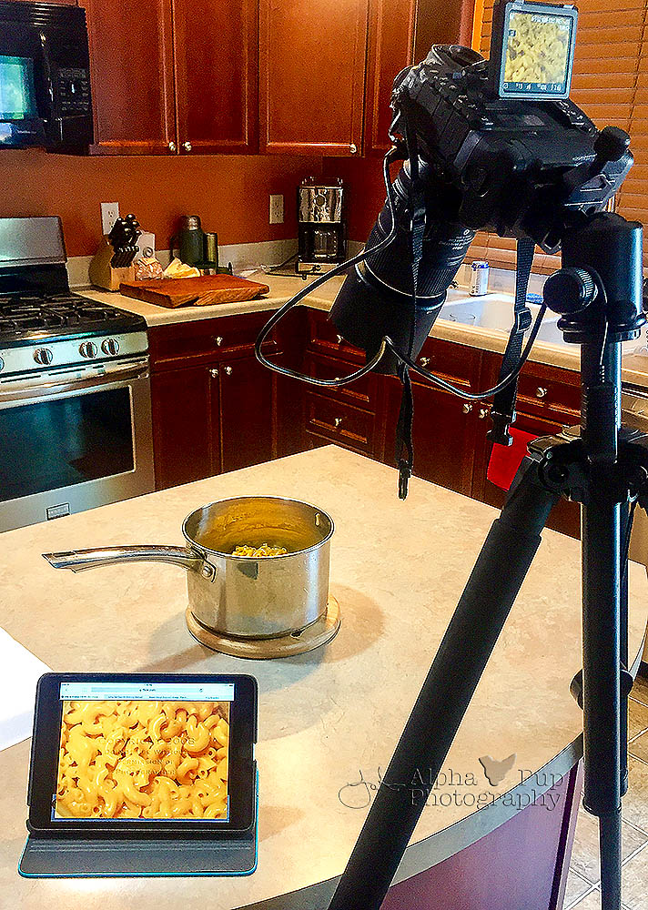 Mac & Cheese Reshoot